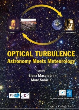 Download ebook Optical Turbulence: Astronomy Meets Meteorology
