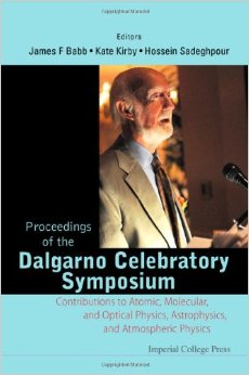 Download ebook Proceedings of the Dalgarno Celebratory Symposium