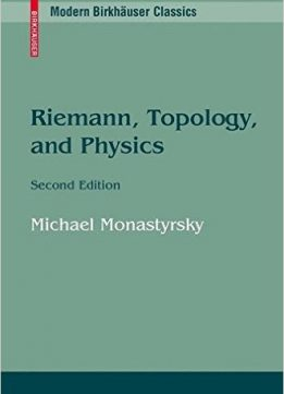 Download ebook Riemann, Topology, & Physics, Second Edition