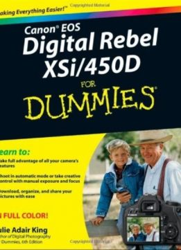 Download Canon EOS Digital Rebel XSi/450D For Dummies