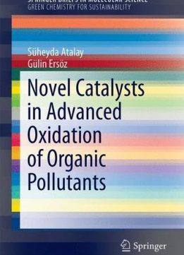 Download ebook Novel Catalysts in Advanced Oxidation of Organic Pollutants