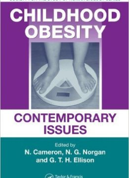 Download Childhood Obesity: Contemporary Issues