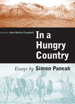 Download ebook In a Hungry Country: Essays