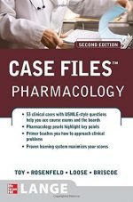 Case Files Pharmacology (2nd Edition)