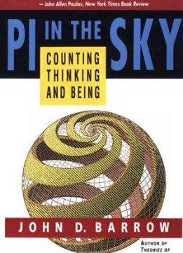 Download ebook Pi in the Sky: Counting, Thinking, & Being