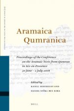 Aramaica Qumranica: Proceedings of the Conference on the Aramaic Texts from Qumran in Aix-en-Provence…