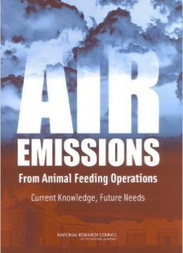 Download ebook Air Emissions from Animal Feeding Operations: Current Knowledge, Future Needs