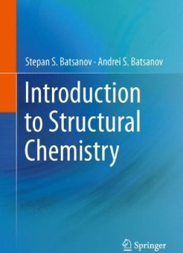 Download ebook Introduction to Structural Chemistry