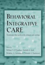 Behavioral Integrative Care: Treatments That Work in the Primary Care Setting