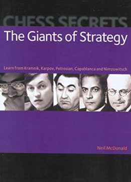 Download ebook Chess Secrets: The Giants of Strategy