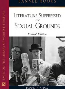 Download ebook Literature Suppressed on Sexual Grounds