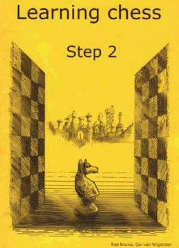 Download ebook Learning Chess - Workbook Step 2