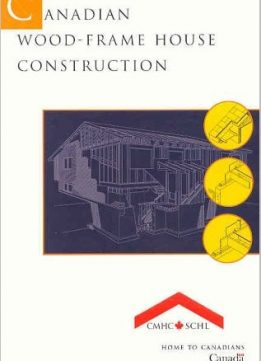 Download ebook Canadian Wood-Frame House Construction