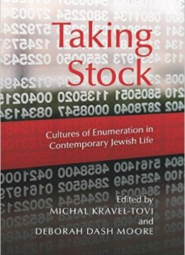 Download ebook Taking Stock: Cultures of Enumeration in Contemporary Jewish Life