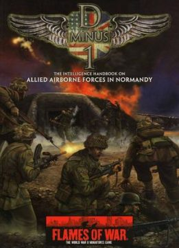 Download D Minus 1: The Intelligence Handbook on Allied Airborne Forces in Normandy