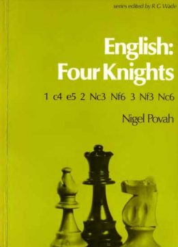 Download ebook English Four Knights (Chess Bks.)