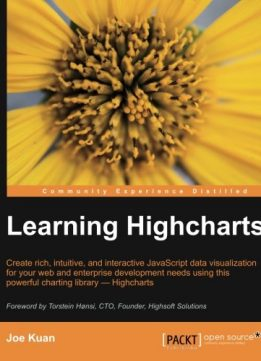 Download ebook Learning Highcharts