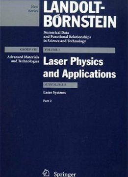 Download ebook Laser Physics & Applications: Part 2