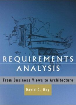 Download ebook Requirements Analysis Architecture: from Business Views to Architecture