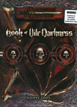 Download ebook Book of Vile Darkness