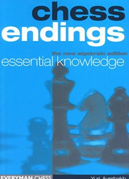 Download ebook Chess Endings: Essential Knowledge