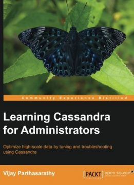 Download ebook Learning Cassandra for Administrators