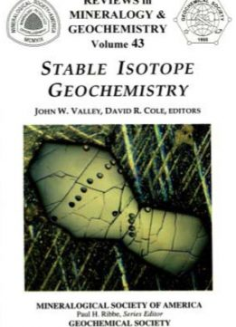 Download ebook Stable Isotope Geochemistry