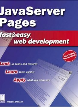 Download ebook JavaServer Pages Fast & Easy Web Development