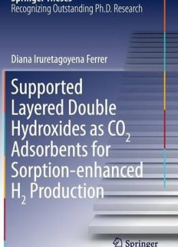 Download ebook Supported Layered Double Hydroxides as CO2 Adsorbents for Sorption-enhanced H2 production
