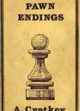 Download ebook Pawn Endings by Alexander Cvetkov