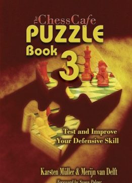 Download ebook ChessCafe Puzzle Book, No. 3