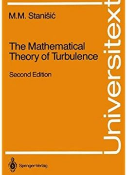 Download ebook The Mathematical Theory of Turbulence (2nd edition)