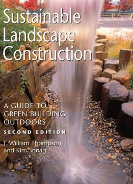 Download ebook Sustainable Landscape Construction