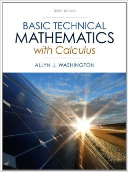 Download ebook Basic Technical Mathematics with Calculus (10th Edition)
