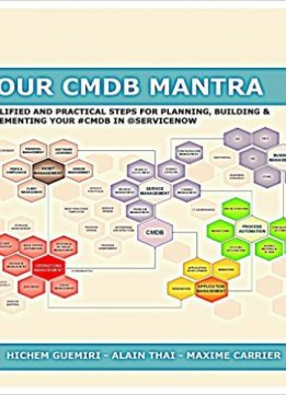 Download ebook Your CMDB Mantra: Simplified & practical steps for planning, building & implementing Your #CMDB in @ServiceNow