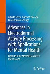Download ebook Advances in Electrodermal Activity Processing with Applications for Mental Health
