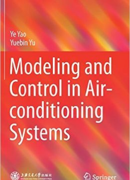 Download ebook Modeling & Control in Air-conditioning Systems