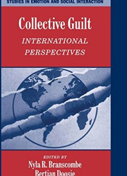 Download ebook Collective Guilt: International Perspectives