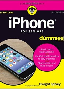 Download iPhone For Seniors For Dummies, 6th Edition