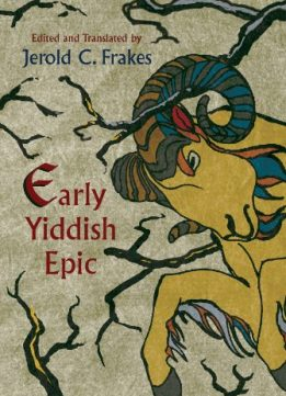 Download ebook Early Yiddish Epic