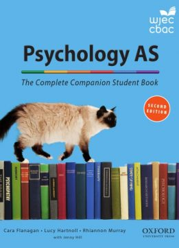 Download ebook Psychology AS - The Complete Companion Student Book for WJEC, 2nd edition