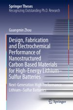 Design, Fabrication and Electrochemical Performance of Nanostructured Carbon Based Materials for High-Energy Lithium–Sulfur Bat
