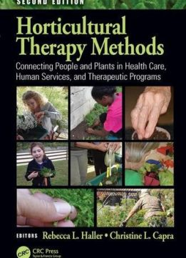 Download ebook Horticultural Therapy Methods