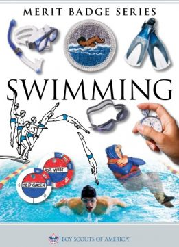 Download ebook Swimming Merit Badge Series