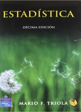 Download ebook Estadistica (10th Edition) (Spanish Edition)