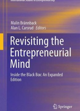 Download ebook Revisiting the Entrepreneurial Mind: Inside the Black Box: An Expanded Edition