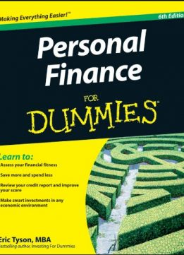 personal finance for dummies pdf free download