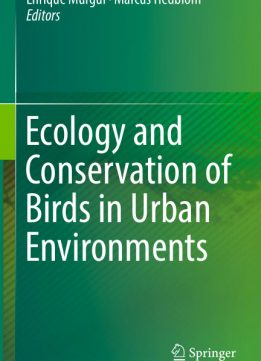 Download ebook Ecology & Conservation of Birds in Urban Environments