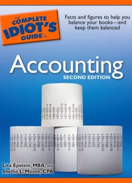 Download ebook The Complete Idiot's Guide to Accounting