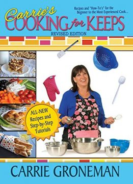 Download ebook Carries Cooking for Keeps